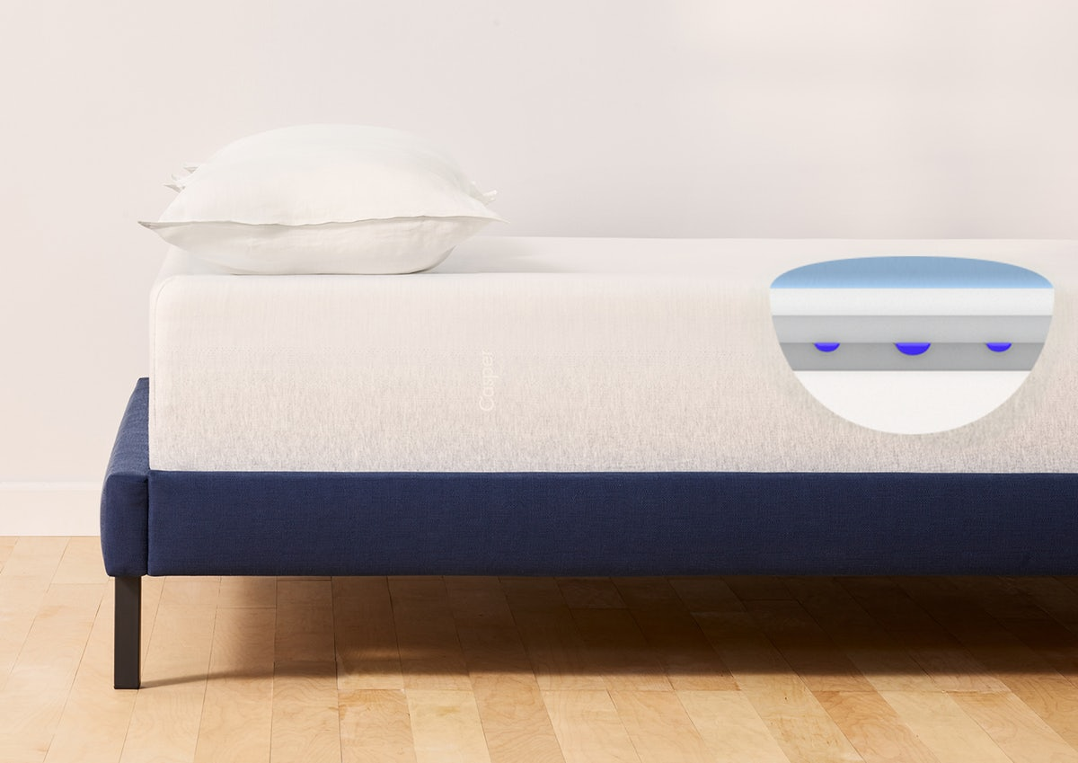 Leesa vs. Casper - The Wave Mattress - Bed Tester