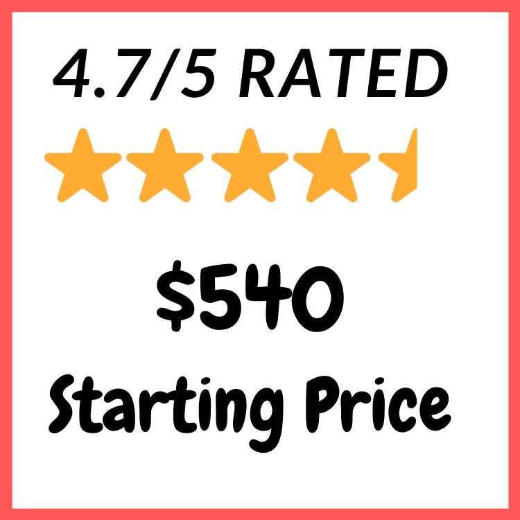 Bear Mattress - 4.7 rating