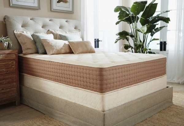 Best mattress for fibromyalgia - Eco Terra Mattress - bedroom - BedTester.com