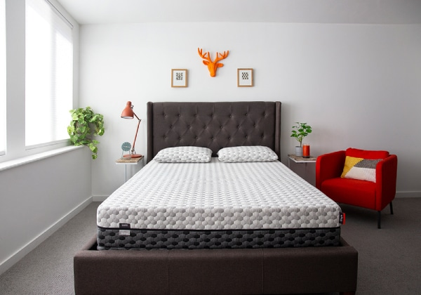 Best mattress for fibromyalgia - Layla Mattress - bedroom - BedTester.como